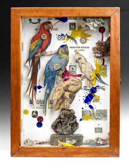 Joseph Cornell: Magpie Man