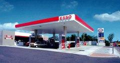 Esso/Exxon: Forecourt branding across the globe