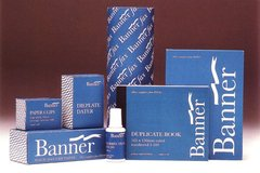 Banner Office Supplies: HMSO re-branded