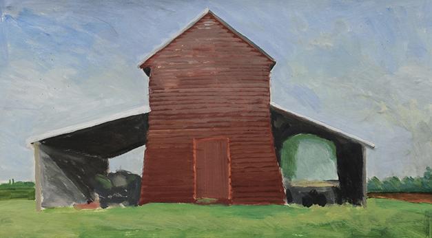 Barn, Virginia