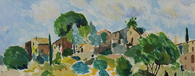 Landscape, Verdon