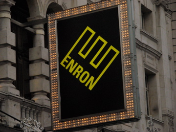 Enron's logo revisited