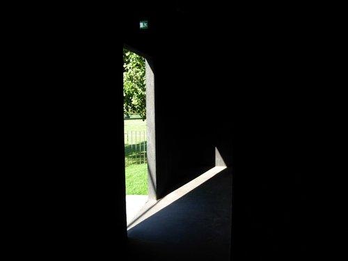 Zumthor's secret garden