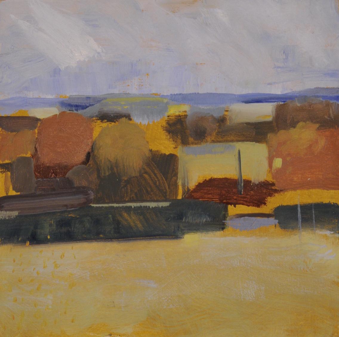 Structured landscape
